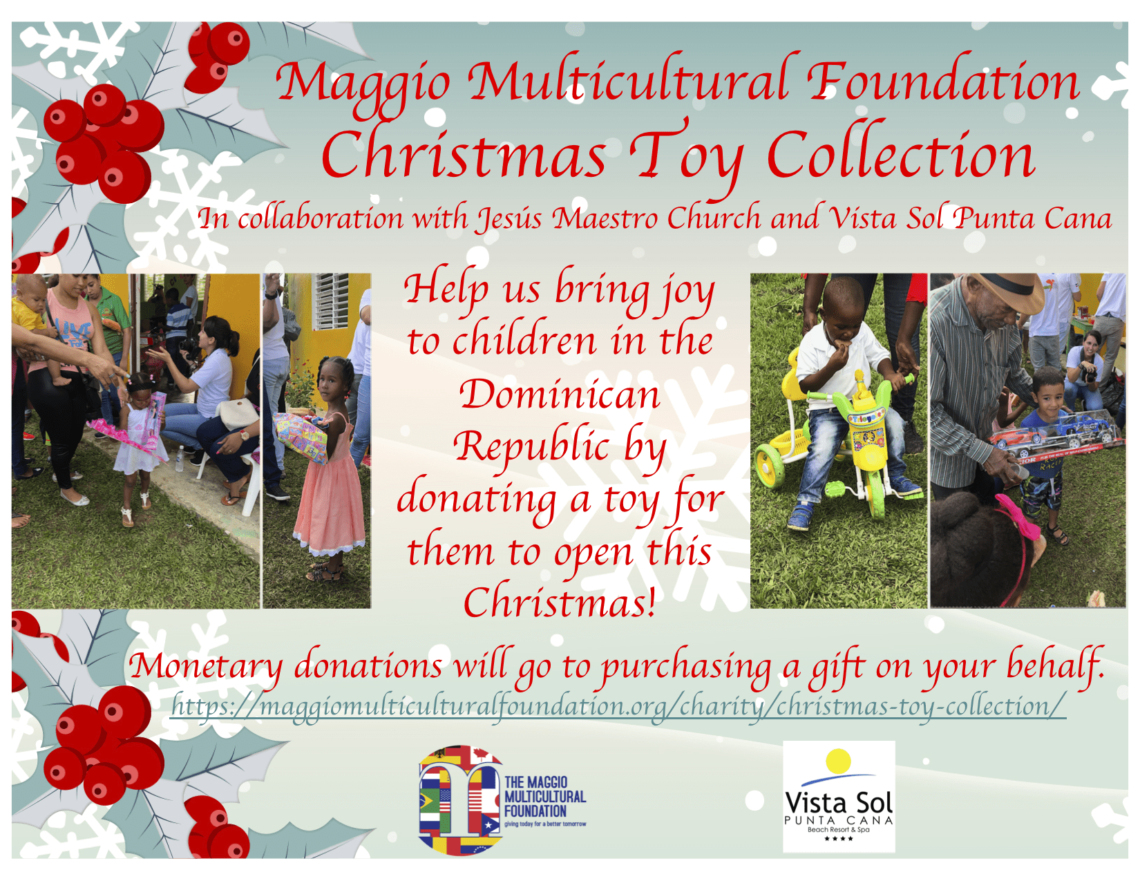 Christmas Toy Collection Maggio Foundation